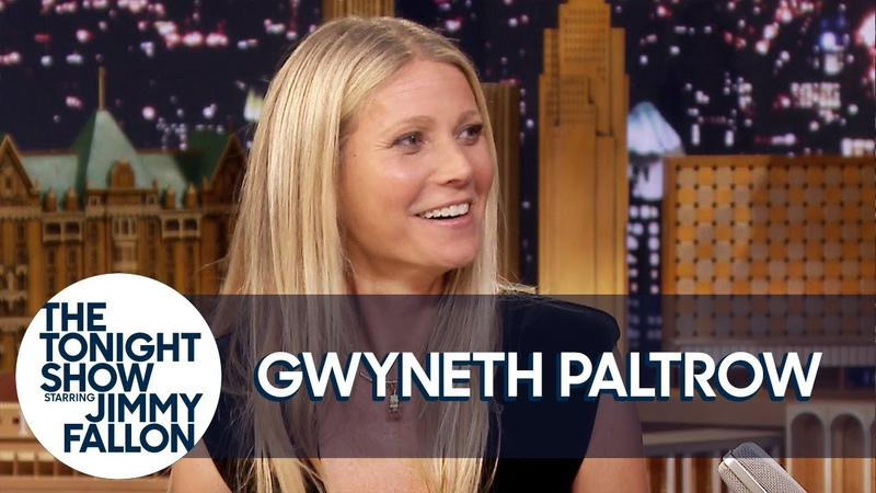 Gwyneth Paltrow Is So Ew! to Her Daughter Apple
