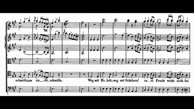 Mozart : Bastien und Bastienne (11) - Aria 'Meiner Liebsten schöne Wangen'