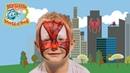 Learn Face Painting Spiderman Nursery Rhyme Incy Wincy Spider
