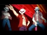 Грей круто танцует Аниме клип Хвост феи Anime Fairy tail AMV