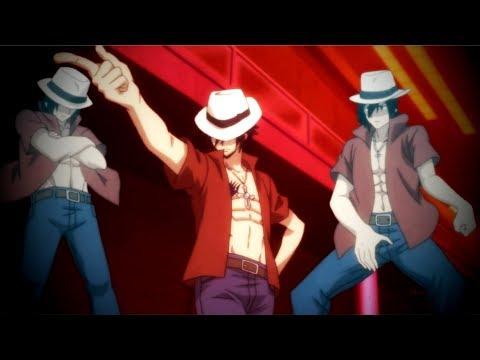 Грей круто танцует / Аниме клип / Хвост феи / Anime Fairy tail / AMV