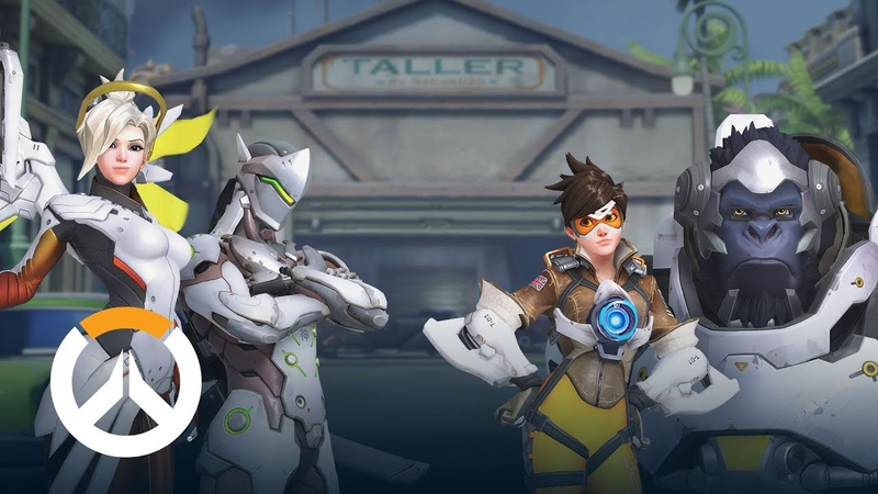 Overwatch Seasonal Event Storm Rising Overwatch Archives