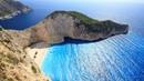 Картинка океан. Скалы, море, пляж, Греция, бухта Gambar samudera. Batuan, laut, pantai, yunani