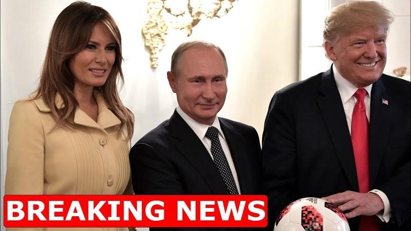 Дмитрий ПОТАПЕНКО - Трамп и Путин в Хельсинки. Реакция регионов на пенсионную реформу