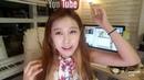Violinist Jenny Yun's first broadcast