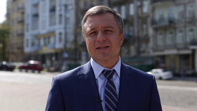 Микола Кулеба День Подяки