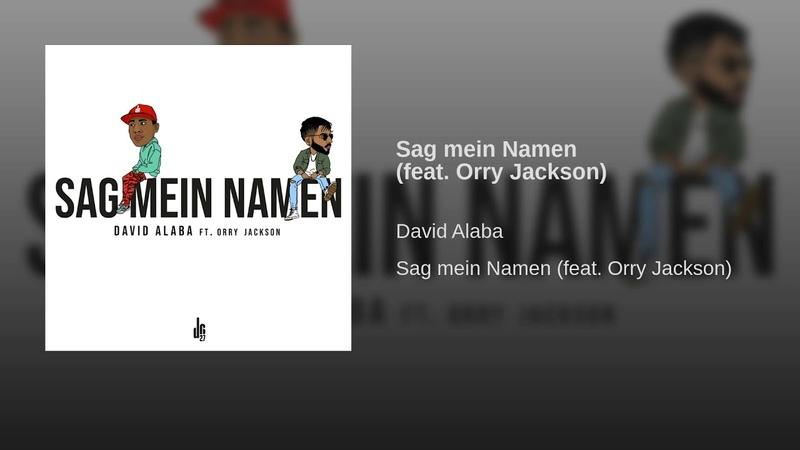 Sag mein Namen (feat. Orry Jackson)