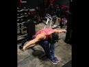 Жесткое упражнение на трицепс