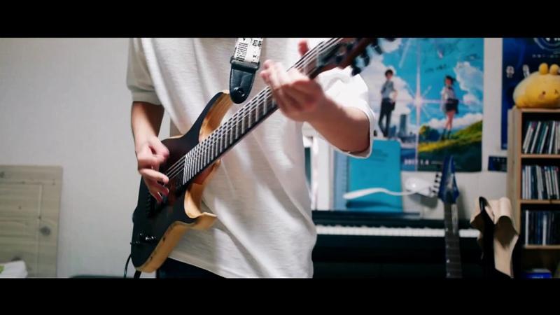 あそびあそばせ ED - 「Inkya Impulse」 [Guitar Cover]