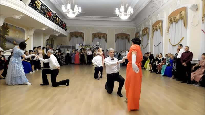 Новогодний бал. г.Казань. Торгово-промышленная палата. 2 часть
