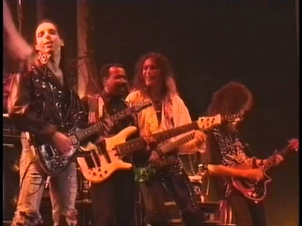 Joe Walsh - (1991) Rocky Mountain Way [featuring Brian May, Steve Vai Joe Satriani]