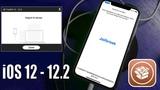 Root JB iOS 12.2 Jailbreak iOS 12.1.4 - 12.1.3 Released! Full Tutorial