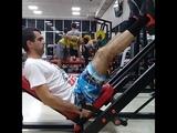 Тренировка ног!#только_вперед #the_eagle #Дербент #тренировка #нет_ничего_невозможного #ufc #mma