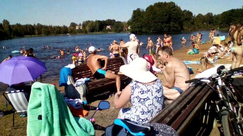 финское озеро