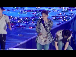 [FANCAM] 180623 27th Lotte Family K-Wave Concert @ EXO's Chen — What U Do