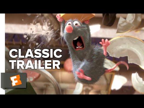 Ratatouille (2007) Trailer 1 | Movieclips Classic Trailers