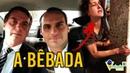 Bêbada dá vexame ao abordar Bolsonaro em aeroporto