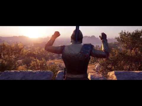 Assassin's Creed Одиссея - Cпартанский рэп