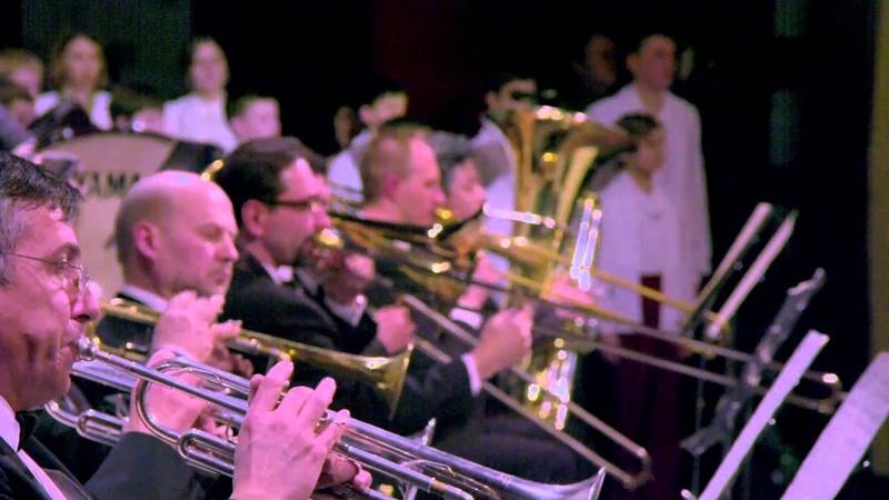 Arthur Honegger – Oratorio «Jeanne dArc au bûcher» - 14.03.2015, National Opera House, Kyiv