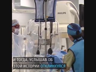 Нейрохирург прервал отпуск, чтобы спасти маму 12-ти летнего Вани