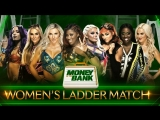 Sasha Banks vs Natalya vs Charlotte Flair vs Ember Moon vs Alexa Bliss vs Becky Lynch vs Naomi vs Lana - Money in the Bank 2018