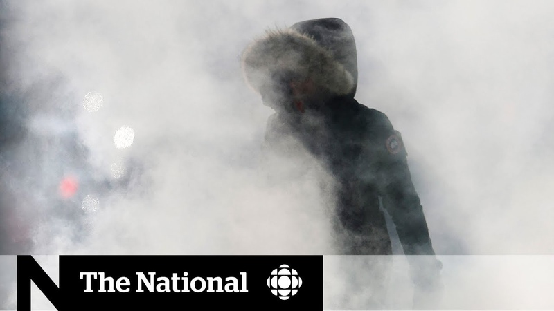 Extremely dangerous cold weather grips millions in Canada and the U.S.