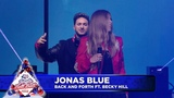Jonas Blue - Back and Forth FT. Becky Hill (Live at Capitals Jingle Bell Ball 2018