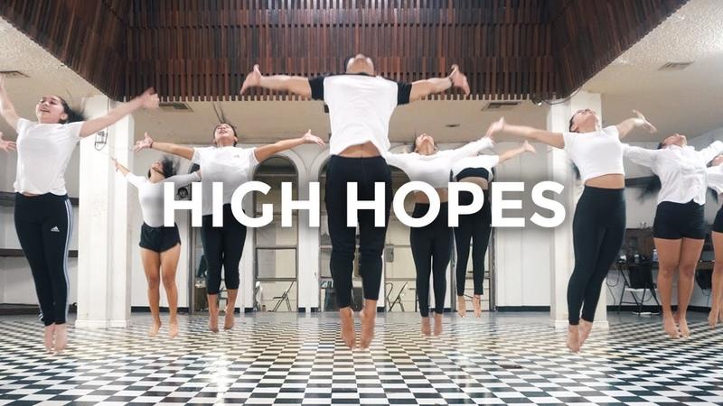 High Hopes - Panic! at the Disco (Dance Video) | @besperon Choreography