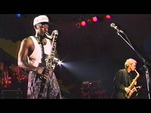 Marcus Miller (Bass Clarinet) David Sanborn - In A Sentimental Mood