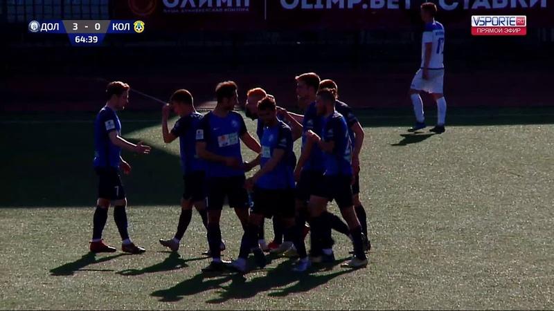 Гол Алексея РОГОВА Коломне 65'