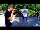 Чемпионская тренировка от Романа Трошина