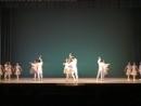 балет Джорджа Баланчина «Чакона»