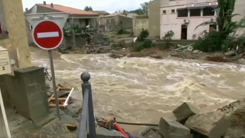 Врезультате сильнейшего наводнения воФранции погибли 10 человек » Freewka.com - Смотреть онлайн в хорощем качестве