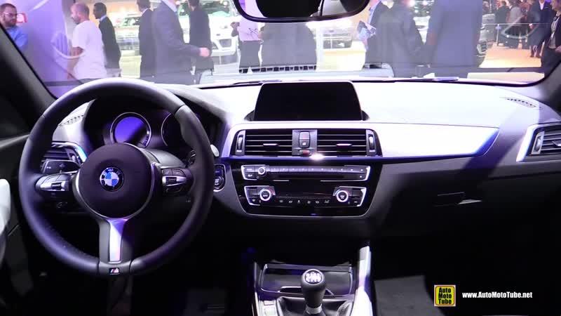 2019 BMW 116i M-Sport - Exterior and Interior Walkaround - 2018 Paris Motor Show