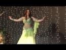 Zohar Prazon Superb Oriental Belly Dance Performance 22917