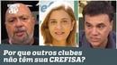 Por que só o Palmeiras tem uma CREFISA ? Veja DEBATE!