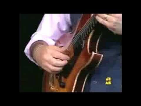John Basile Jazz Guitarist Stompin' At The Savoy