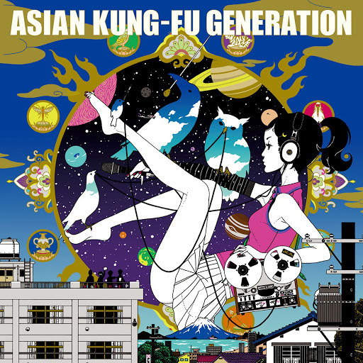 Asian Kung-Fu Generation альбом Sol-Fa (2016 Rerecorded Version)