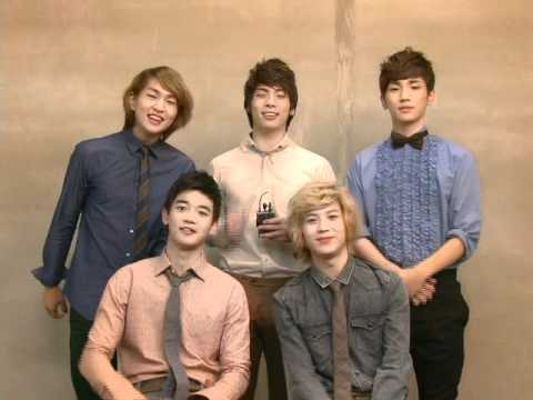 [101123] SHINee 2011 Calender Promotional Video