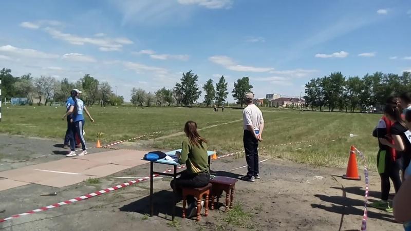Многоборье 09.06.18ж Г.Лисаковск
