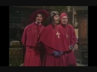 monty pyton The Spanish Inquisition
