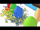 V-s.mobiЯйца с сюрпризом и молоток Учим цвета Surprise eggs Развивающий мультик для детей.mp4