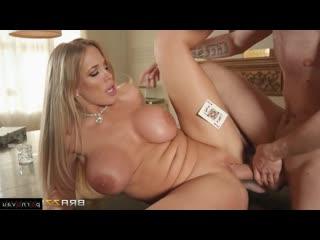 Rebecca moore & danny d [ mothers &  big boobs / cumshot in mouth , heels , riding dick , between boobs , boobs , milkings]