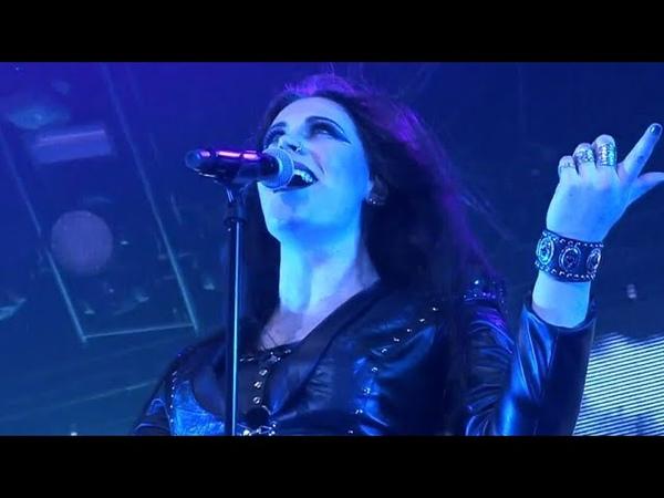 Nightwish Storytime Live Wembley Arena 2015~Vehicle Of Spirit