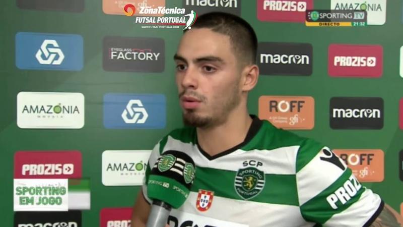 Troféu Stromp | Sporting CP 3-1 Leões de Porto Salvo