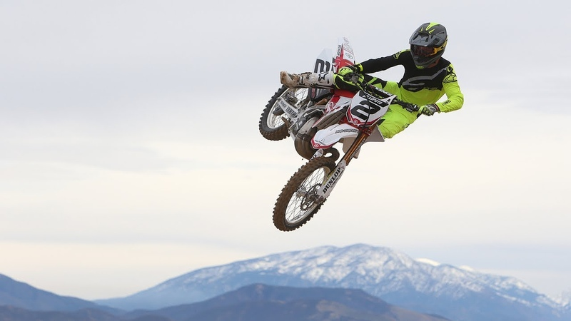 Broc Tickle Rips Ryan Villopotos YZ250 Two-Stroke