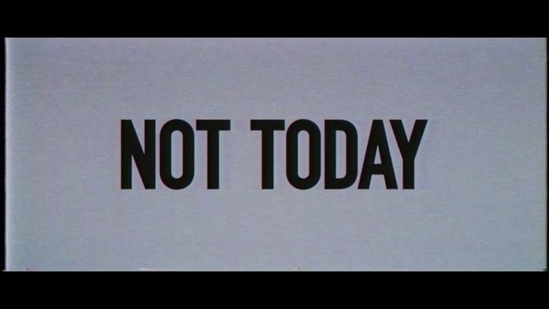 BTS (방탄소년단) Not Today Official Teaser