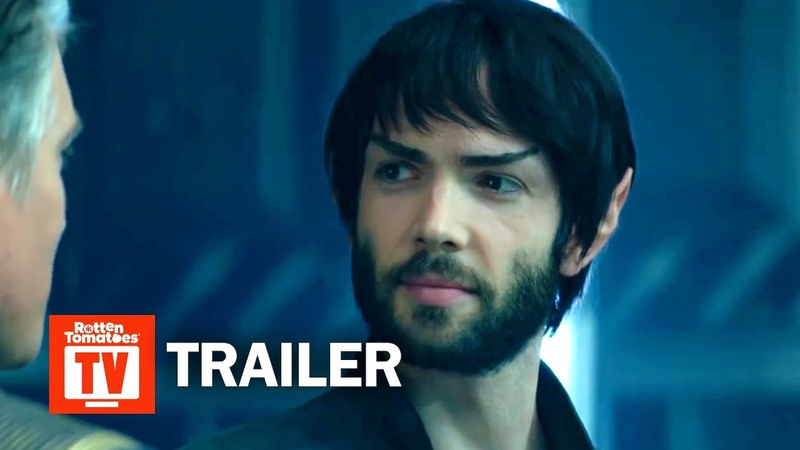 Star Trek Discovery Season 2 Trailer | A Whole New Trek | Rotten Tomatoes TV