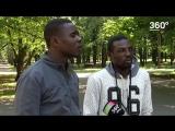 Обманутым братьям из Нигерии помогли жители Подмосковья