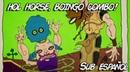 Hol Horse, Boingo Combo! [Jojo's Bizarre Adventure Ending] Sub. Español